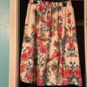 Roolee Midi Skirt